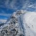 Die letzten einfachen Meter zum Skigipfel