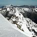 Ein grandioser Ausblick vom Gipfel.