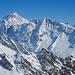 Aletschhorn und Schinhorn