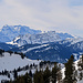 die Glarner Alpen mit dem Glärnisch und der Mattstock und der Speer
