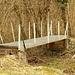 Brücke ohne Wasser