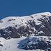 Bei der derzeitigen Schneelage wäre die Paglia Orba mit Ski möglich.
