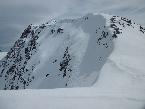 Beim Aufstieg zum Steinbergstein
