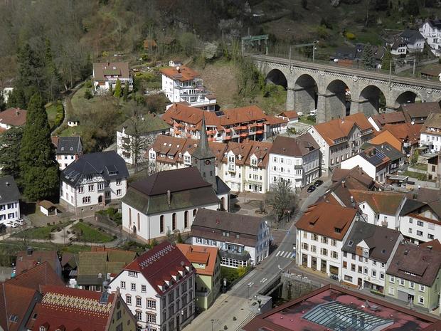 Hornberg-Zentrum