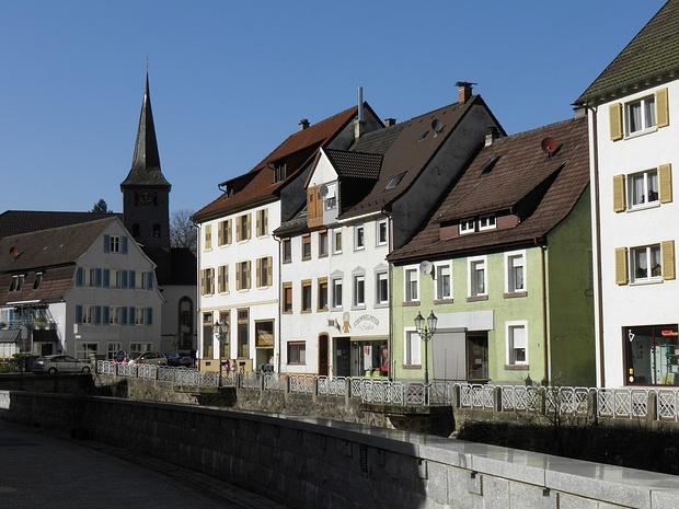 an der Gutach in Hornberg