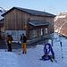 Bergstation Urnerboden - Fisetengrat.