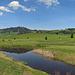 Golfplatz Gonten mit Weier
