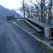 Ein ordentlicher Rastplatz am Weg der Schweiz (Etappe Brunnen-Sisikon).