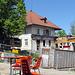 Das sich im Umbau befindende Restaurant Hochwacht.