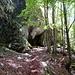 Deviazione per la Grotta dell' Orso