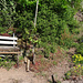 einer von mehreren Rettungsplätzen im Weinberg