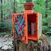 Wald-Bibliothek: setz dich und lies