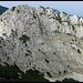 Die Ruchenkopf-Südwand vom Auerspitz aus gesehen.