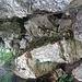Schlussaufstieg im Kamin