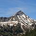 die Windeggerspitze sieht aus wie ein kleines Matterhorn.