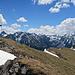 """der Alpilakopf Gipfel im schönen Rätikon, oben sieht es ganz """"zahm"""" aus"""