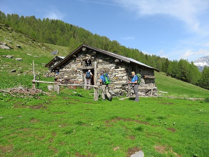 Rifugio Alp de Bon Q1811