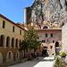 Subiaco: Sacro Spello di San Benedetto