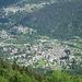 Il panorama dalla Cappelletta del Group 1560 mt su Malesco e Val Vigezzo.