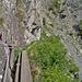 Blick über den Chänilzug zum Steinbruch