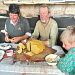 GUTEN APPETIT !   Quarrk,Milch und Maisbrei