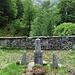 Il cimitero vecchio di Campello Monti.