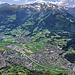 Blick ins Sarganserland
