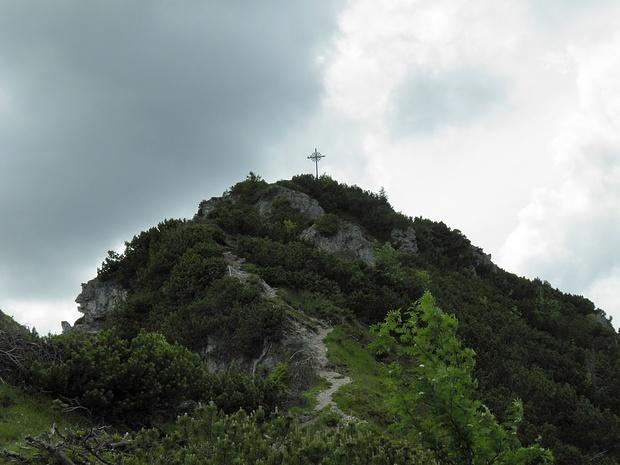 Brünstelkreuz
