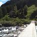 Pont sur la Laggina à Gsteihuis.