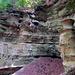 Interessante Sandsteinformationen.