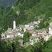 San Gottardo di Rimella 1329 mt: foto scattata salendo verso la frazione San Giorgio.