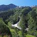 Lawinenzüge im Val di Soi