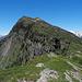 2 Gipfel aus dem Grat nordwestlich des Val di Carassino: Cima di Bresciana und Cima di Pinadee