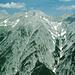 Das nordseitige Gipfel-Panorama in der Totale