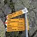 "<b>La traversata alla Leutschachhütte è ancora ""gesperrt"": sarà per un'altra volta.</b>"