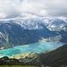 Achensee von der Rotspitze
