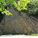 auf dem Weg zur Portiflue, welch schöne Gesteinsschichten