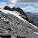 Monte Sobretta, in cima