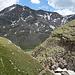 Discesa al Passo dell'Alpe