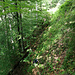 Steile Passagen
