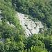 Kleiner Klettergarten oberhalb vom Dorf La Neuveville, ideal für Anfänger.