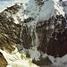 Die im Herbst 1997 weitgehend ausgeaperte Gletscherhorn N-Wand, die inzwischen bei guten Verhältnissen v.a. jeweils im Frühsommer aber wiederholt auch von Alleingängern erfolgreich durchstiegen wurde