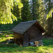 Kleine Hütte...
