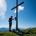 Gipfelkreuz Schafnase