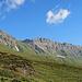 von links nach rechts, Güner Horn, Piz Fess und Oberhorn