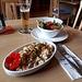 <b>Il soggiorno inizia in una locanda del centro con un piatto tipico della regione: Käsespätzle; una bontà, anche se non leggerino…</b>