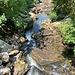 Bei La Goule wird der Doubs für eine kurze Strecke zum Wildwasser.