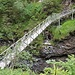 Brücke über die Klamm
