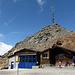 Auch der Gipfel vom Piz Nair ist schnell erreicht :-D