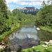 Lago delle Streghe. Piccolo gioiello dell'Alpe Veglia.